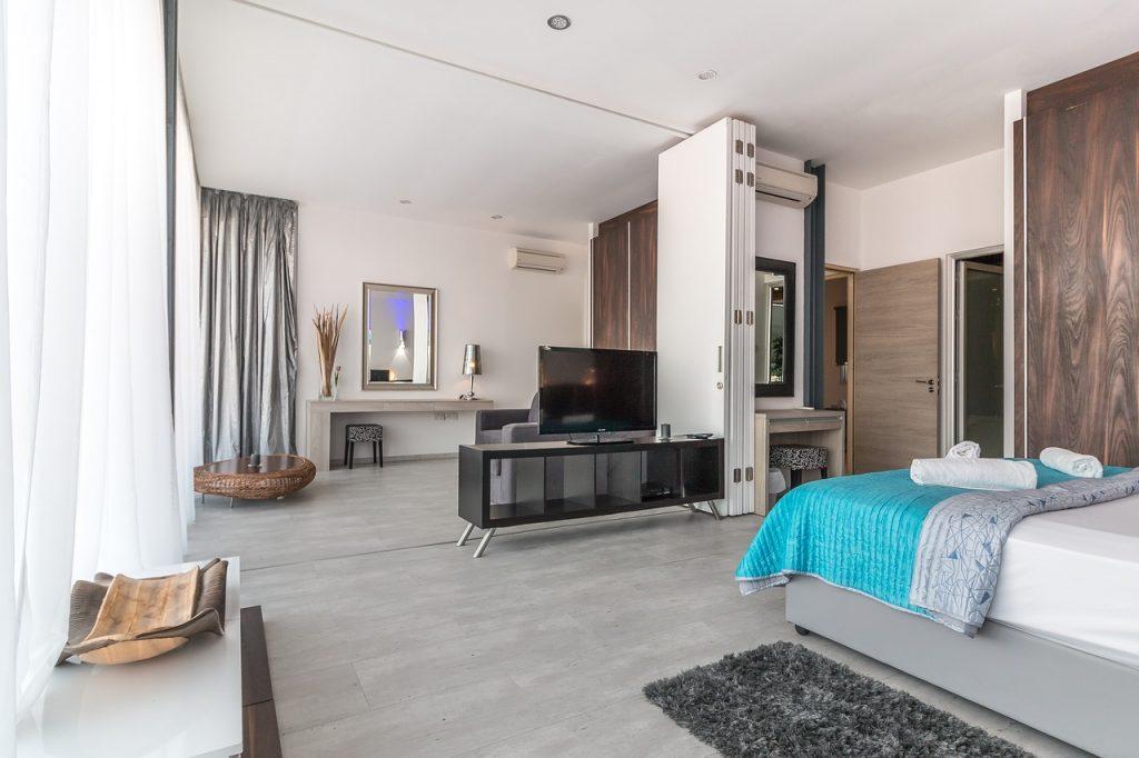 Algarve Lodging Villa Interior Decor - Holiday Rental Management